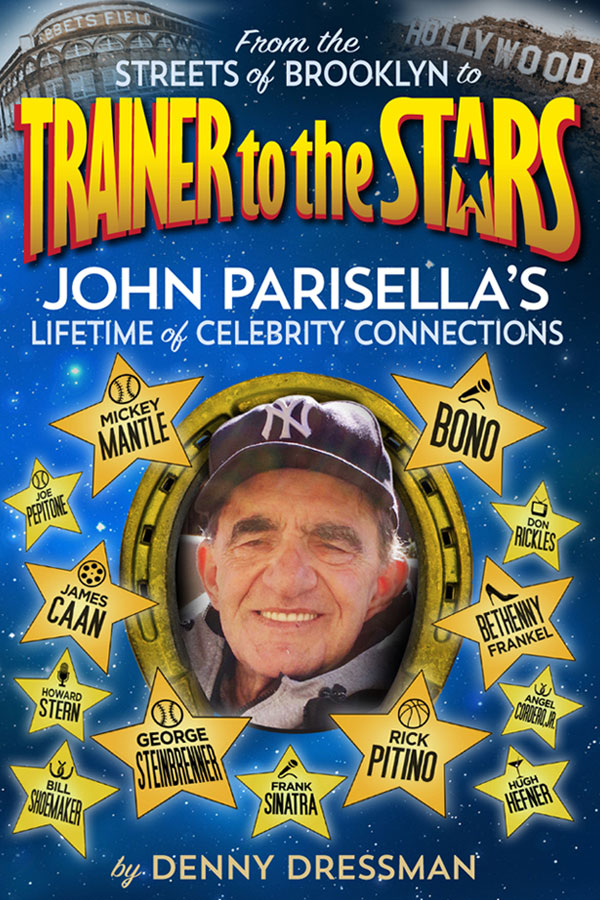 From the Streets of Brooklyn to Trainer to the Stars Book Cover